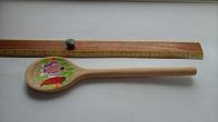 Отдается в дар Деревянная ложка — сувенир «BUDAPEST»